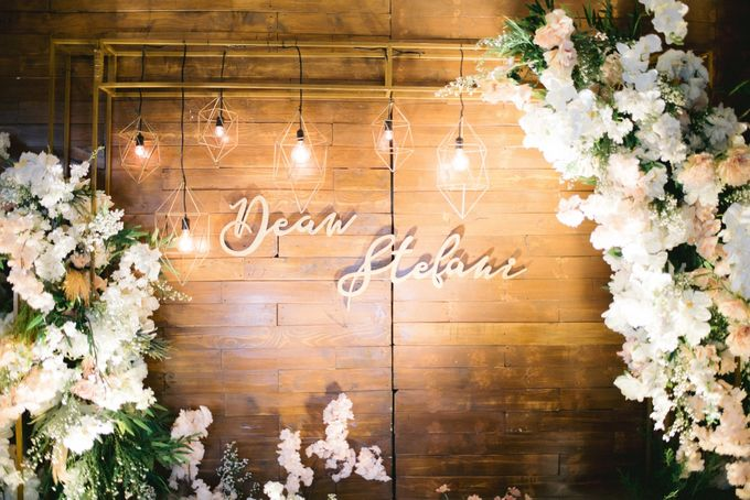 Dean + Stefani Intimate Wedding by All Occasions Wedding Planner - 012