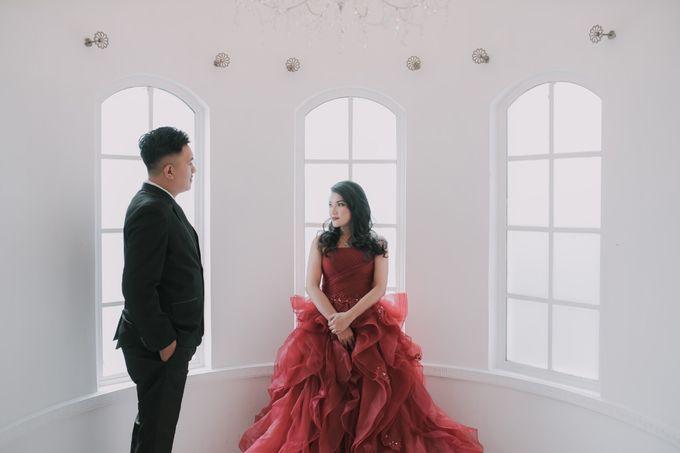 Prewedding Of Aurino & Ruth by Elina Wang Bridal - 004