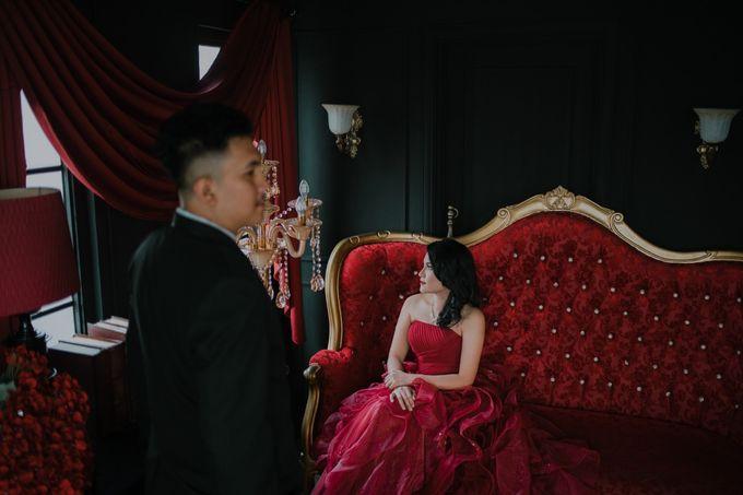 Prewedding Of Aurino & Ruth by Elina Wang Bridal - 002