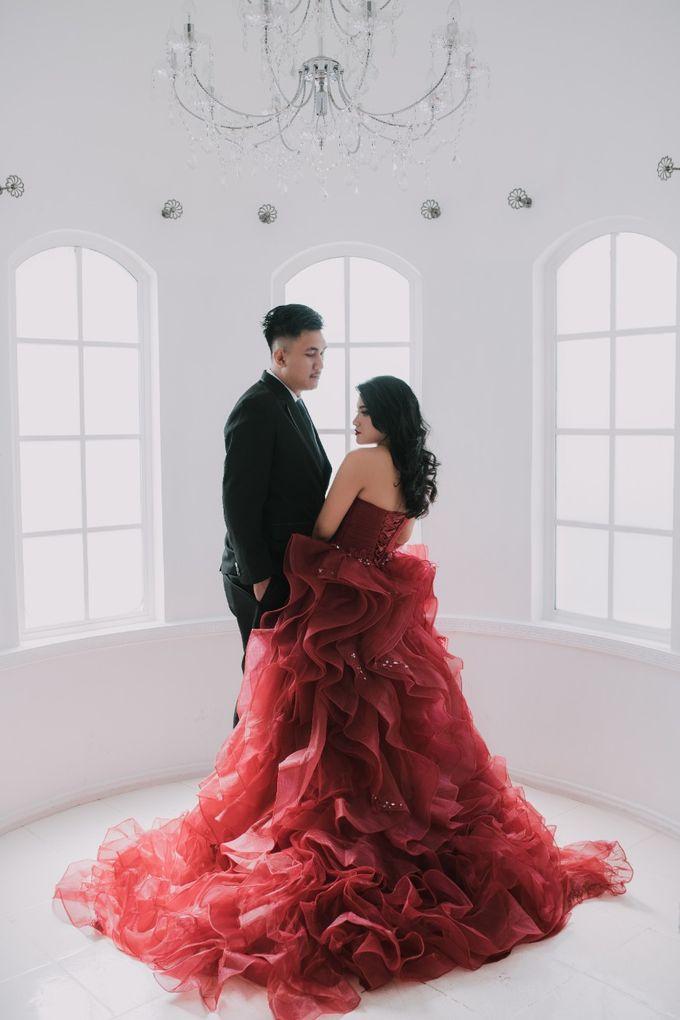 Prewedding Of Aurino & Ruth by Elina Wang Bridal - 001