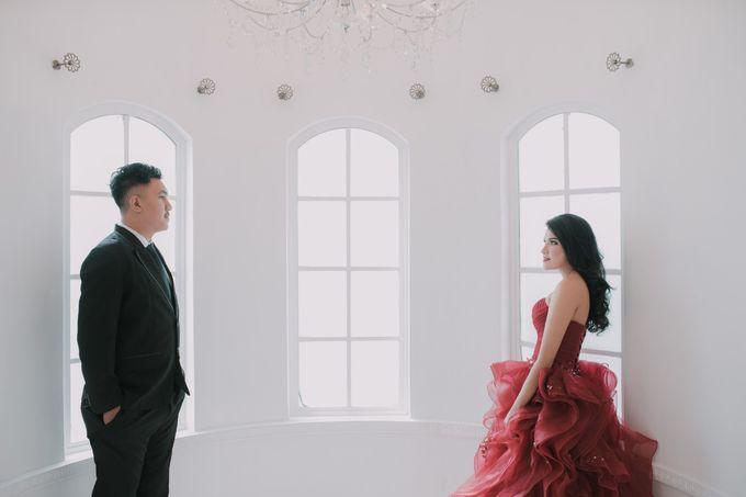 Prewedding Of Aurino & Ruth by Elina Wang Bridal - 003