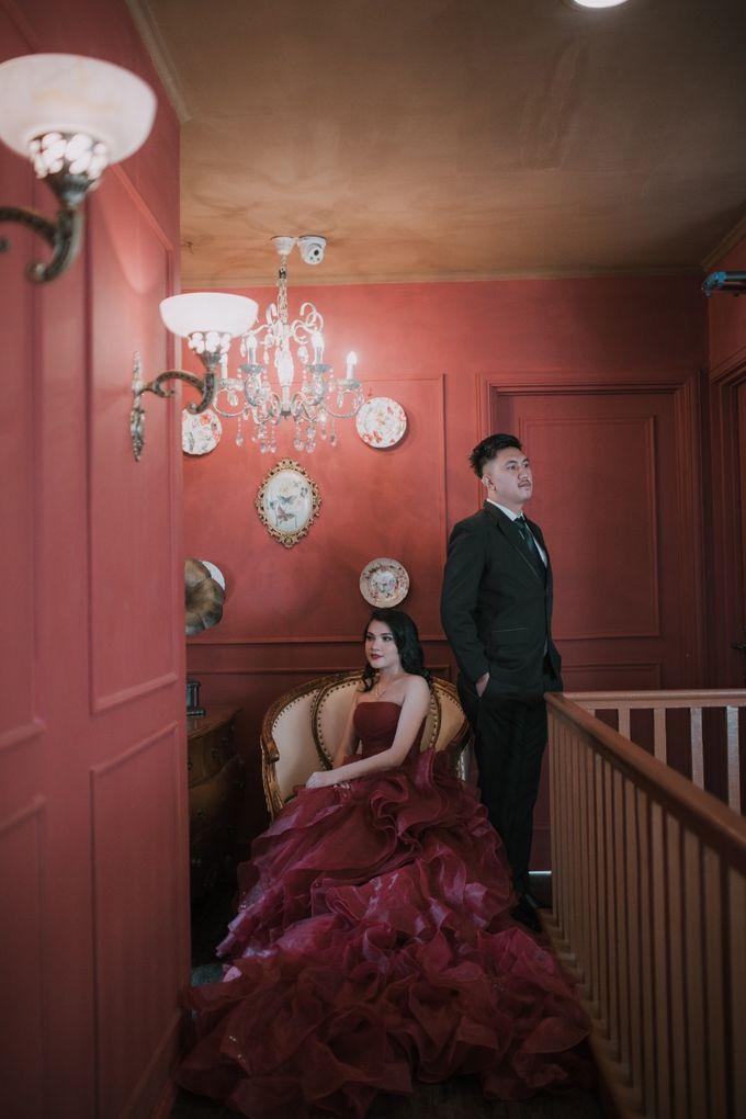 Prewedding Of Aurino & Ruth by Elina Wang Bridal - 005