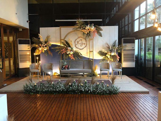 Premium Intimate Wedding at Century Park Hotel by Bright Wedding Jakarta - 010