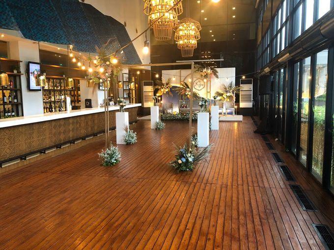Premium Intimate Wedding at Century Park Hotel by Bright Wedding Jakarta - 008