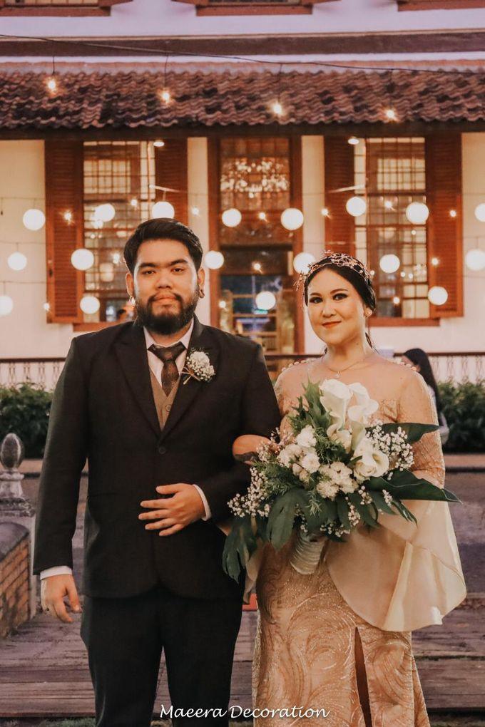 Wedding Anantha & Vernanda by Priceless Wedding Planner & Organizer - 024