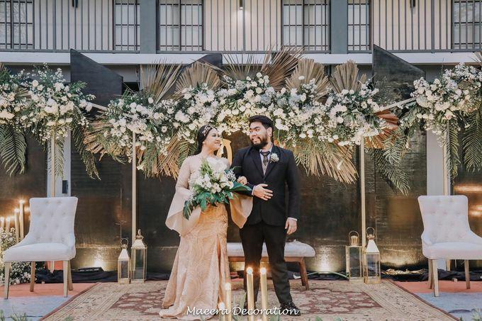 Wedding Anantha & Vernanda by Priceless Wedding Planner & Organizer - 025