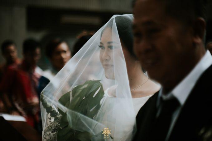 Wedding Anantha & Vernanda by Priceless Wedding Planner & Organizer - 011