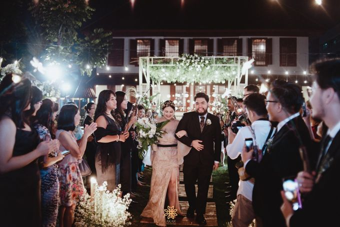 Wedding Anantha & Vernanda by Priceless Wedding Planner & Organizer - 017