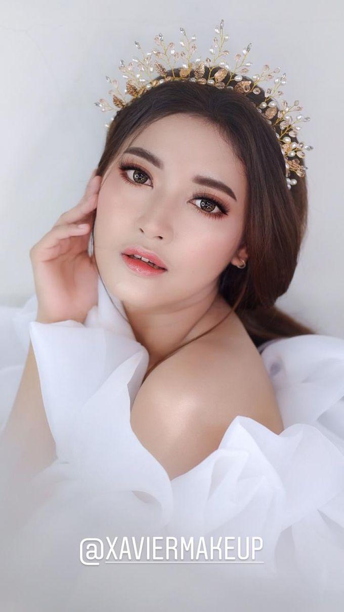 Flawless Bride Makeup by XAVIER Makeup - 002