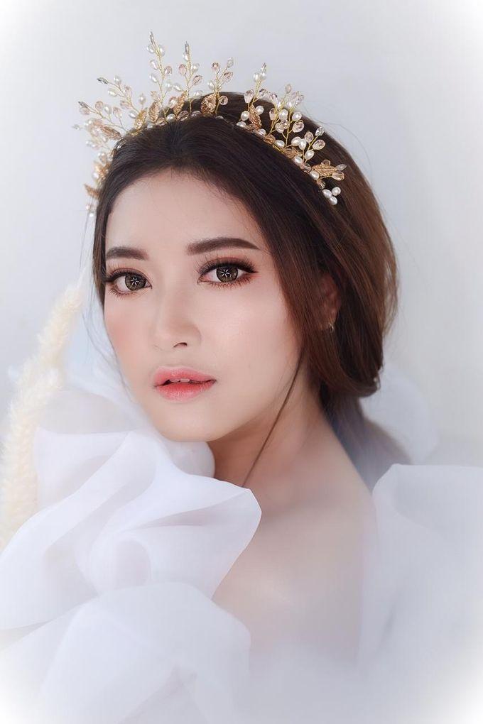 Flawless Bride Makeup by XAVIER Makeup - 003