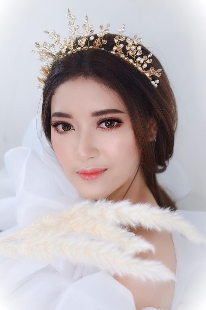Flawless Bride Makeup by XAVIER Makeup - 012