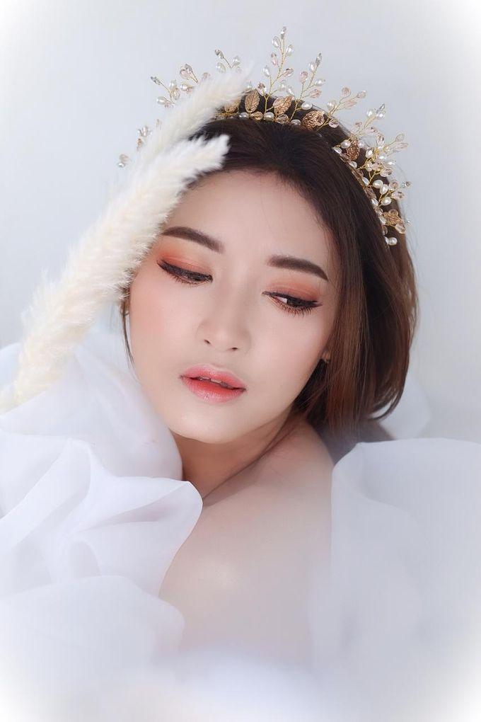 Flawless Bride Makeup by XAVIER Makeup - 006