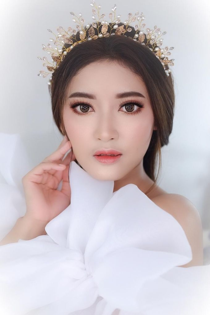 Flawless Bride Makeup by XAVIER Makeup - 004