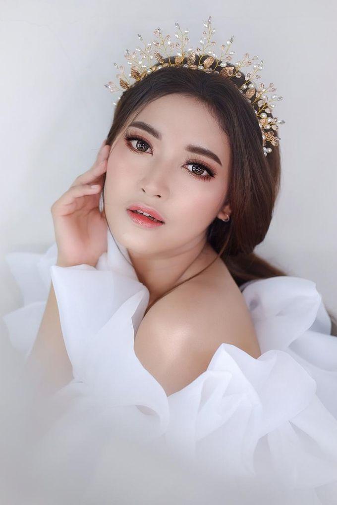 Flawless Bride Makeup by XAVIER Makeup - 009