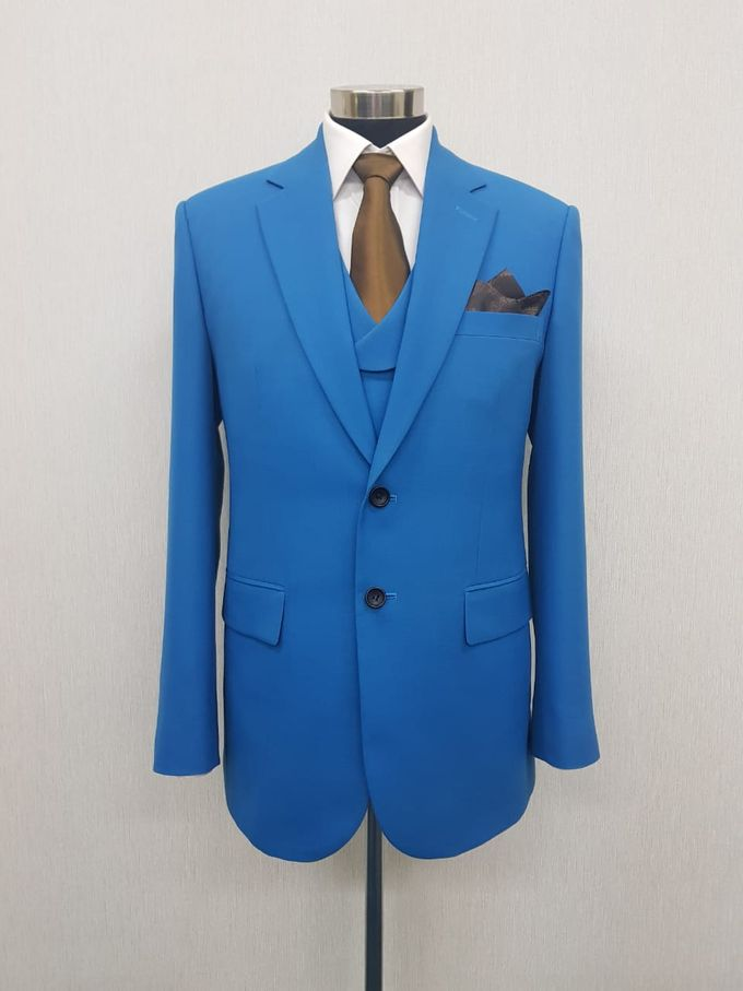 1 Set Formal Suit by Ansella Tailor - 004