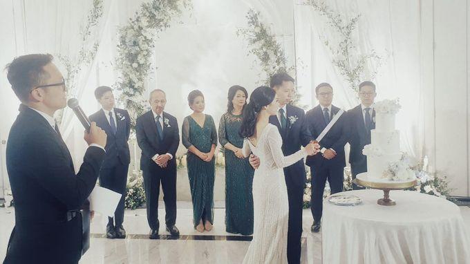 Wedding of Pras & Clarisse by MC Samuel Halim - 003