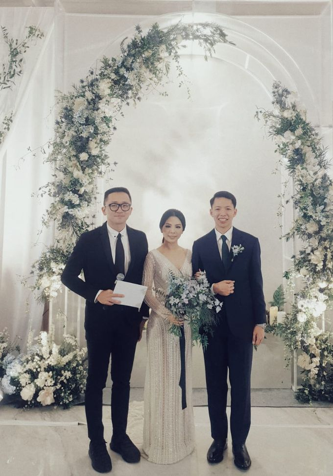 Wedding of Pras & Clarisse by MC Samuel Halim - 004