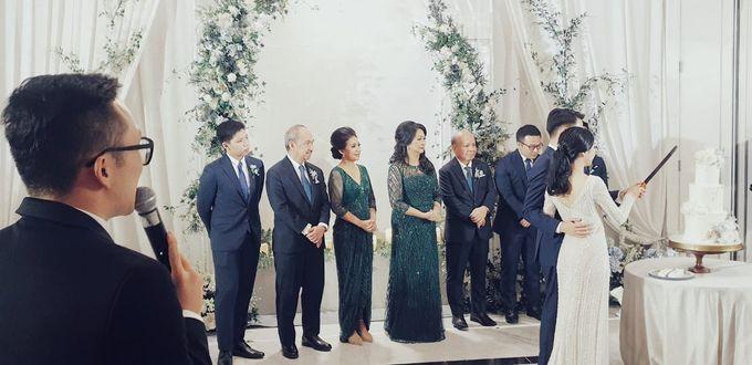 Wedding of Pras & Clarisse by MC Samuel Halim - 002