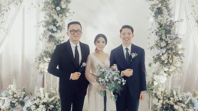 Wedding of Pras & Clarisse by MC Samuel Halim - 005