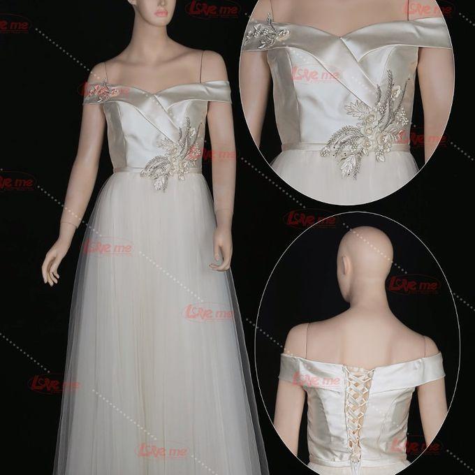 Bridesmaid Dress Disewakan by Sewa Gaun Pesta - 032