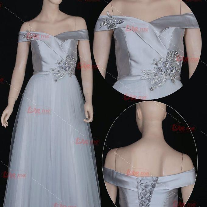 Bridesmaid Dress Disewakan by Sewa Gaun Pesta - 024