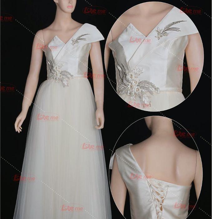 Bridesmaid Dress Disewakan by Sewa Gaun Pesta - 033