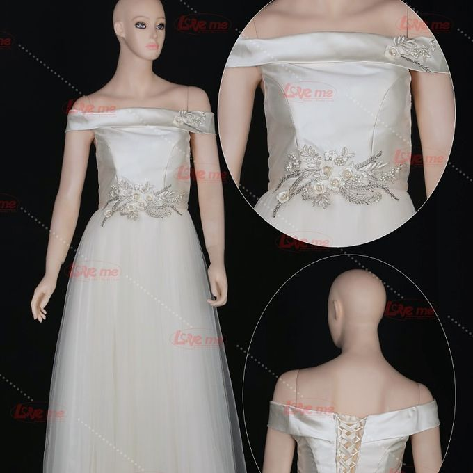 Bridesmaid Dress Disewakan by Sewa Gaun Pesta - 029