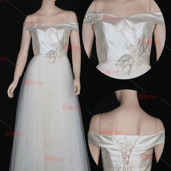 Bridesmaid Dress Disewakan by Sewa Gaun Pesta - 030