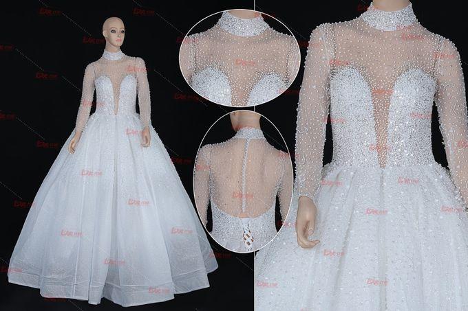 Wedding Dress by Sewa Gaun Pesta - 019