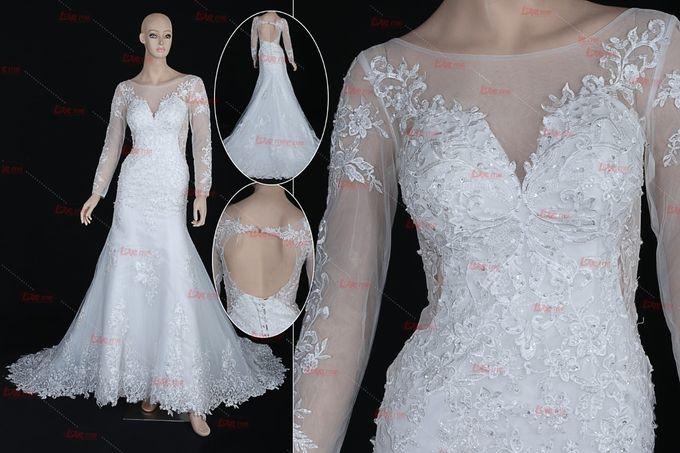 Wedding Dress by Sewa Gaun Pesta - 020