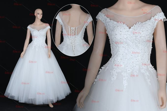 Wedding Dress by Sewa Gaun Pesta - 014