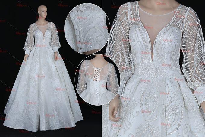Wedding Dress by Sewa Gaun Pesta - 021