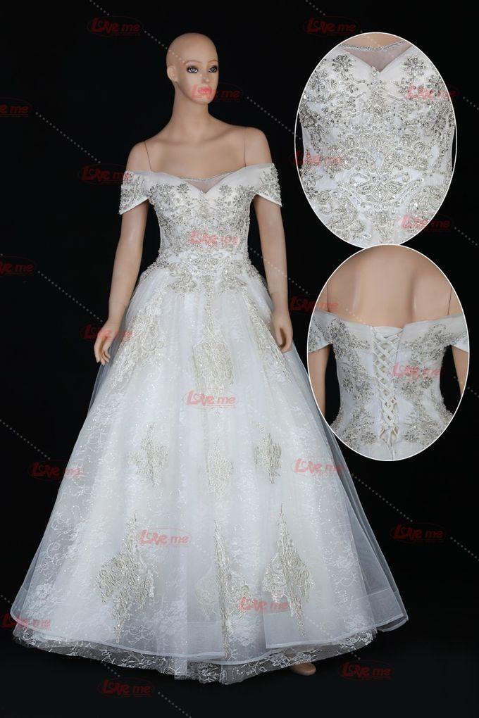 Wedding Dress by Sewa Gaun Pesta - 016