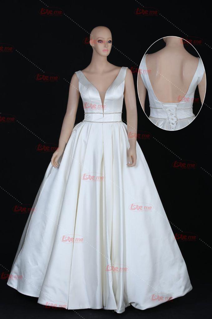 Wedding Dress by Sewa Gaun Pesta - 013