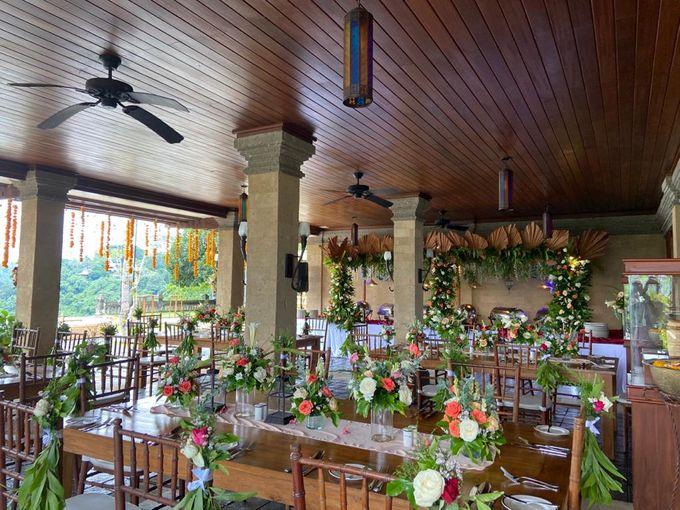 THE WEDDING LAUREN & MANVENDRA 13 FEB 2020 by Puri Wulandari, A Boutique Resort & Spa - 002