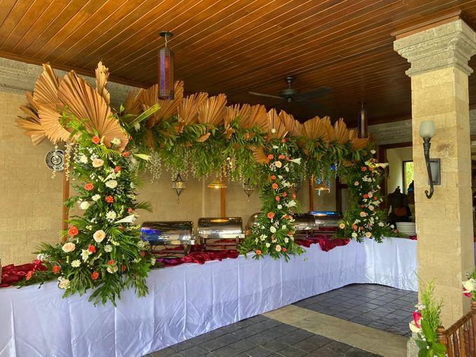 THE WEDDING LAUREN & MANVENDRA 13 FEB 2020 by Puri Wulandari, A Boutique Resort & Spa - 003