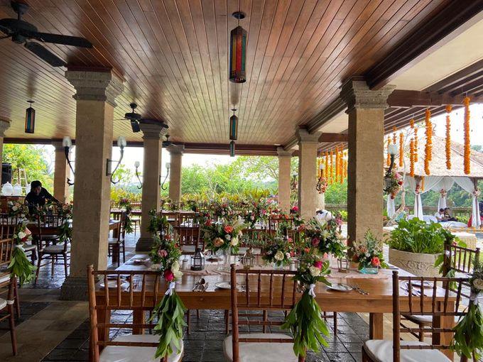 THE WEDDING LAUREN & MANVENDRA 13 FEB 2020 by Puri Wulandari, A Boutique Resort & Spa - 005