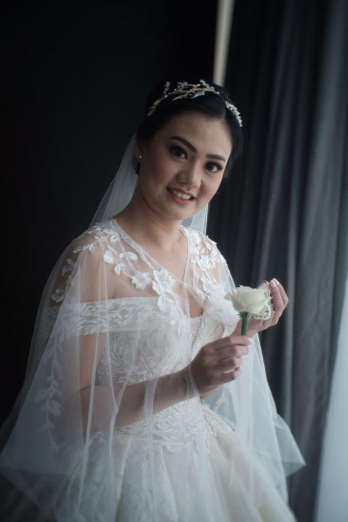 Wedding Of Johanes & Levie by Elina Wang Bridal - 015
