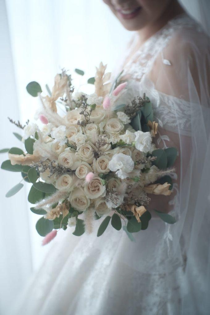 Wedding Of Johanes & Levie by Elina Wang Bridal - 018