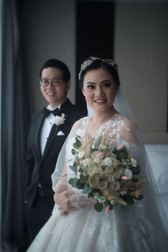 Wedding Of Johanes & Levie by Elina Wang Bridal - 019