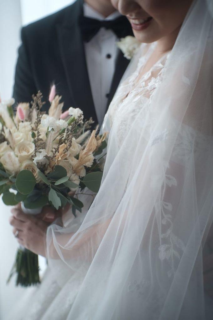 Wedding Of Johanes & Levie by Elina Wang Bridal - 021