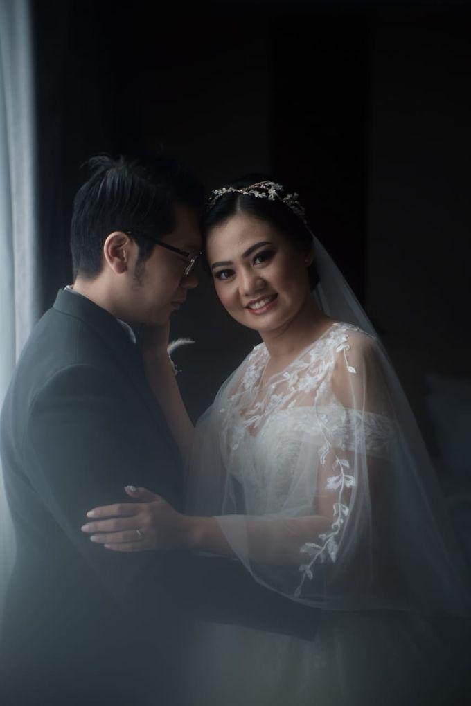 Wedding Of Johanes & Levie by Elina Wang Bridal - 016
