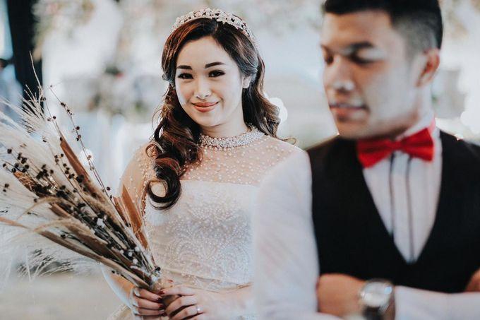 Wedding Of Hara & Veren by Elina Wang Bridal - 008