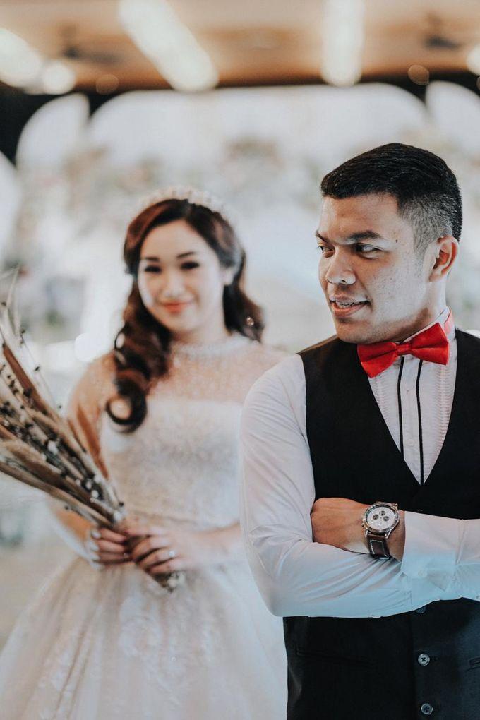 Wedding Of Hara & Veren by Elina Wang Bridal - 001