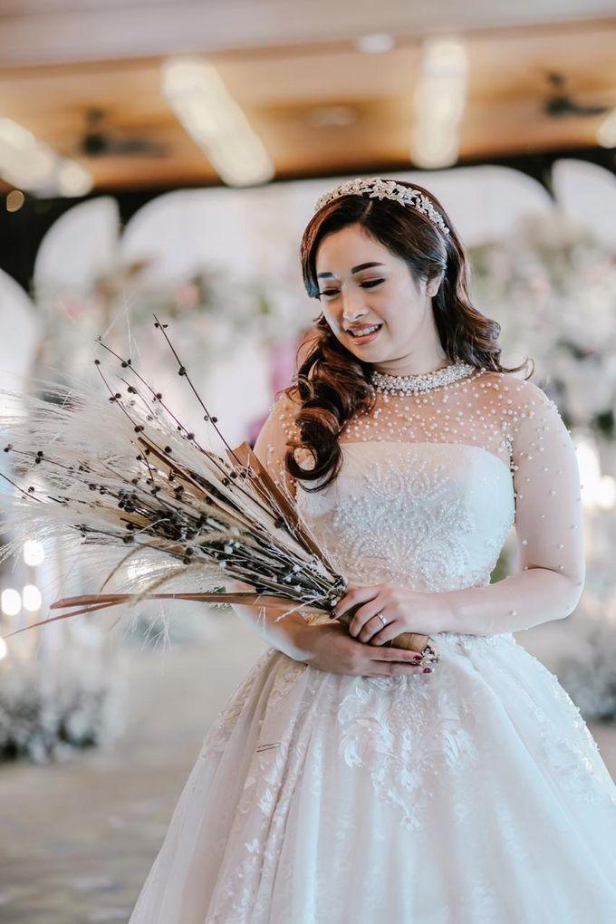 Wedding Of Hara & Veren by Elina Wang Bridal - 003