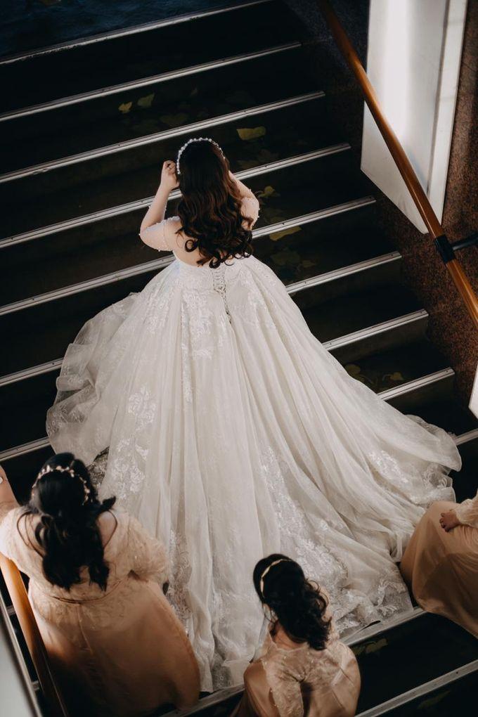 Wedding Of Hara & Veren by Elina Wang Bridal - 009