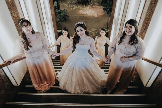 Wedding Of Hara & Veren by Elina Wang Bridal - 004