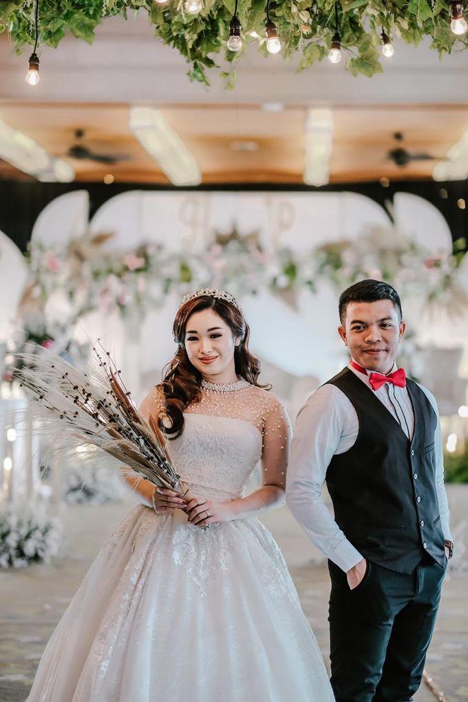 Wedding Of Hara & Veren by Elina Wang Bridal - 005