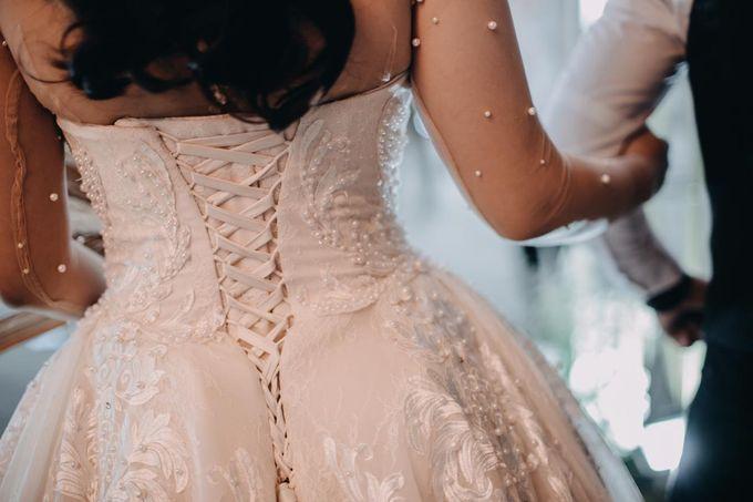 Wedding Of Hara & Veren by Elina Wang Bridal - 010
