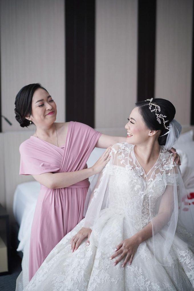 Wedding Of Johanes & Levie by Elina Wang Bridal - 002
